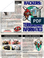 Hackers Ciberterrorismo