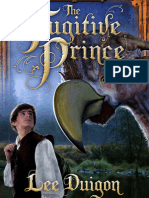 Fugitive Prince Sample Pages