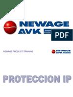 4 Significados de protección IP