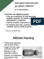 Resumen del método Kassin de lactancia