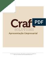 CRAFT! - Apresentação Empresarial