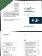 Florig (2010) - Schellings Theorie Menschlicher Selbstformierung