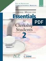 ACAP Internal Medicine Essentials for Students