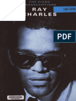 8888ray Charles the Piano Transcriptions 94 PVG