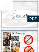 fy13 evas edibles business plan presentation