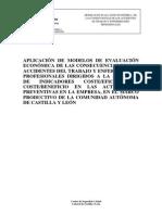 Modelos de evaluación económicos en la empresa