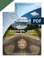 Manual Conductor 2009