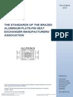 Alpema Standards 3ed 2010