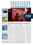 The Oredigger Issue 16 - Feb. 10, 2014