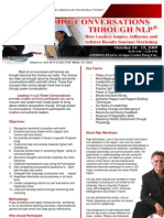 Leadership Conversations with NLP