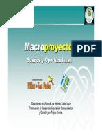 Macroproyectos de Vivienda en Barranquilla y Cartagena