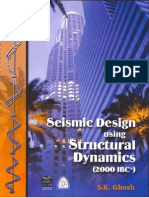 Seismic Design Using Structural Dynamics_SK Ghosh