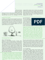 Serengeti Advisers - Media Report August 2009 v3