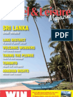 The Travel & Leisure Magazine Sept-Oct 09