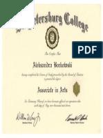 associate diploma