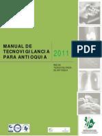 Manual Tecnovigilancia Sssa Version ANTIOQUIA