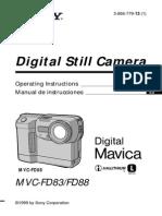 Mavica Cam Manual