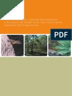 RISK Assessment AS2885 Pipeline