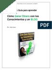 4 Pasos Para Ganar Dinero Con Tu Blog