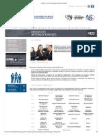 CPEL _ Carrera de Negocios Internacionales