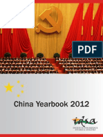 Book ChinaYearbook2012