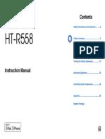 Manual HT-S4505 En
