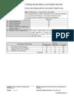 Planeación y Organización del Trabajo.
