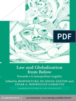 AAA - Law and Globalization From Below