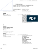 THE WATTLES COMPANY v. SCOTTSDALE INSURANCE COMPANY et al docket