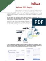 Telisca IPS Pager Français