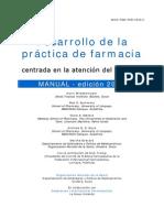 Desarrollo de La Practica de Farmacia