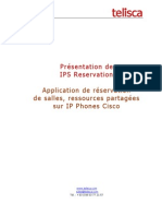 Telisca IPS Reservation Français