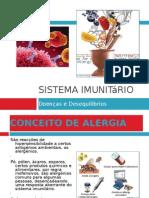 Sistema imunitário (controlo de doenças)