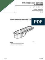 Is.21. Carter de Plastico, Desmontaje y Montaje. Edic. 1