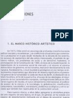 literatura chilena a fines del siglo xx
