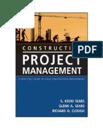 PDF Construction Project Man...Nstruction Management a(1)