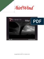 WhirlWind 1.0 Manual 5.2