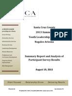 2013 summary report