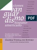 Gloria Videla. Direcciones Del Vanguardismo Hispanoamericano