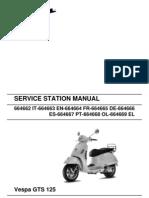 vespa gts250 workshop manual motor oil brake rh scribd com