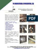 RESINAS POLIMERICAS