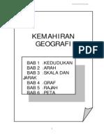 Kemahiran Geografi Tingkatan 2 (Bab 1 - Bab 6)