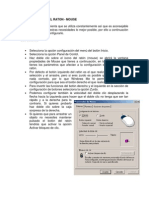 Configuracion Del Mouse Raton Teclado