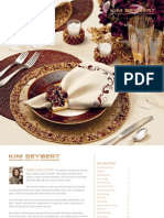 Kim Seybert - Fall Collection 2012