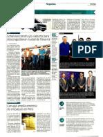 Andres Jaramillo Conalvias inauguro viaducto en Ciudad de Panama
