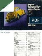 Fusca Manual 1976