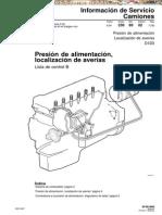 Manual Averias Presion Alimentacion Camiones Volvo