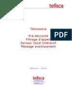 TAnnounce FR