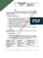 Manual Seguridad Paciente LaEstancia