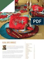 Kim Seybert - Fall Collection 2013